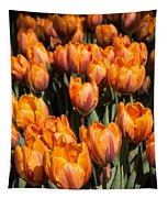 Tulips Galore  Tapestry