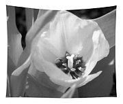 Tulips - Infrared 31 Tapestry