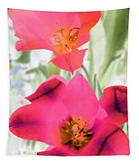 Tulips - Perfect Love - Photopower 2045 Tapestry