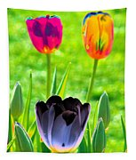 Tulips - Perfect Love - Photopower 2168 Tapestry