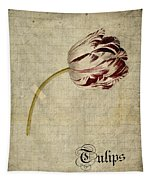 Tulips - S01bt2t Tapestry