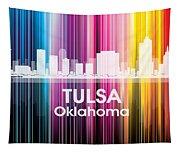 Tulsa Ok 2 Tapestry