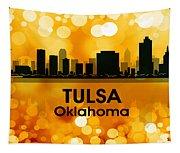 Tulsa Ok 3 Tapestry