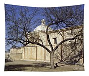 Tumacacori With Tree Tapestry