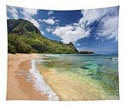 Tunnels Beach Bali Hai Point Tapestry