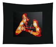 Tupac Pray For A Brighter Day Tapestry