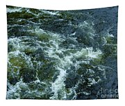 Turbulance At Loch Ness Tapestry