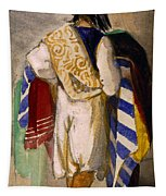 Turkish Carpet Seller, 1841 Tapestry
