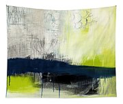 Turning Point - Contemporary Abstract Painting Tapestry