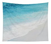 Turquoise Ocean 4 Tapestry