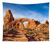 Turret Arch Tapestry