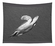 Turtle Gaffiti Tapestry