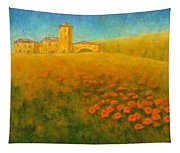 Tuscan Gold 1 Tapestry