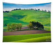 Tuscan Palouse Tapestry
