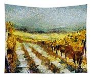 Tuscan Vineyard Tapestry