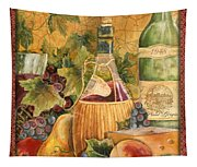 Tuscan Wine-c Tapestry