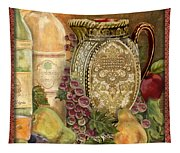 Tuscan Wine-d Tapestry