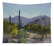The Serene Desert Tapestry