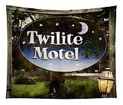 Twilight Motel Tapestry
