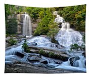 Twin Falls South Carolina Tapestry