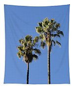 Twin Palms Tapestry