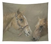 Two Amigos Tapestry