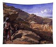 Two Bandits In The Hills, 1857 Tapestry