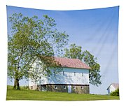 Two Barns Tapestry