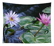 Two Beauties Tapestry
