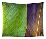 Two Leaves Tapestry