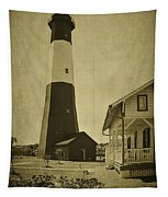 Tybee Island Light Station Tapestry