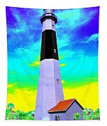 Tybee Island Lighthouse - Photopower Tapestry