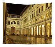 Uffizi Gallery Florence Italy Tapestry