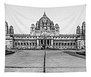 Umaid Bhawan Palace Monochrome Tapestry