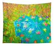 Umbrellacolor Tapestry
