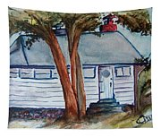 Uncle Bills Cottage Tapestry