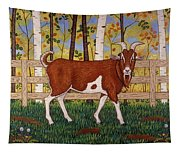 Uncle Billy's Goat Tapestry