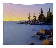Under Clear Skies Tapestry