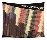 Under Construction Tapestry