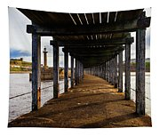 Under-section Below The West Pier Tapestry