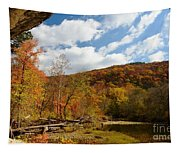 Under The Bluff Tapestry