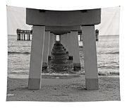 Under The Boardwalk Tapestry