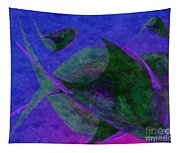 Under The Sea Painterly Tapestry