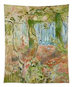 Undergrowth In Autumn Tapestry
