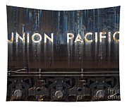 Union Pacific - Big Boy Tender Tapestry