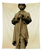 Union Soldier Tapestry