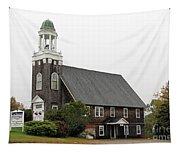 United Methodist Church New Harbor Maine Tapestry