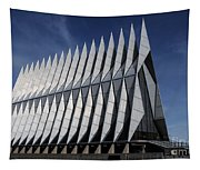 United States Air Force Academy Cadet Chapel Tapestry