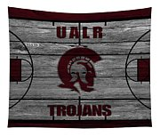 University Of Arkansas At Little Rock Trojans Tapestry