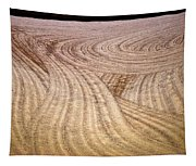 Non Level Playing Field Tapestry